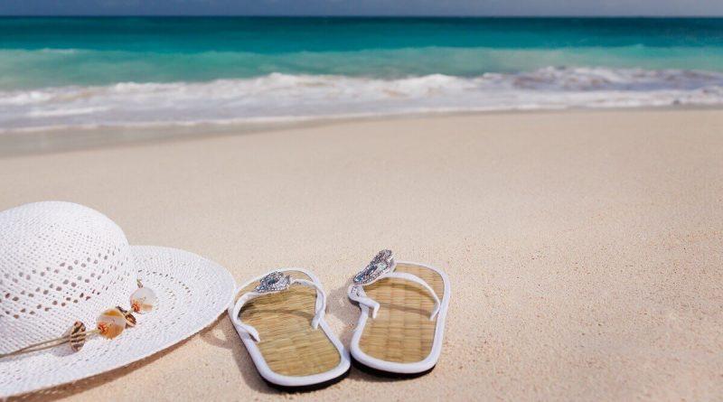 Šľapky na dovolenku