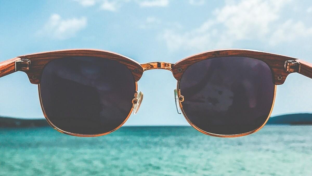 Slnečné okuliare k moru
