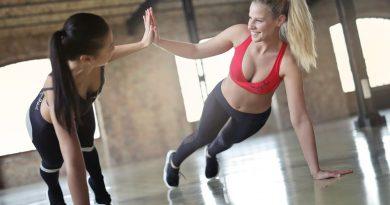Cvičenie doma pre ženy