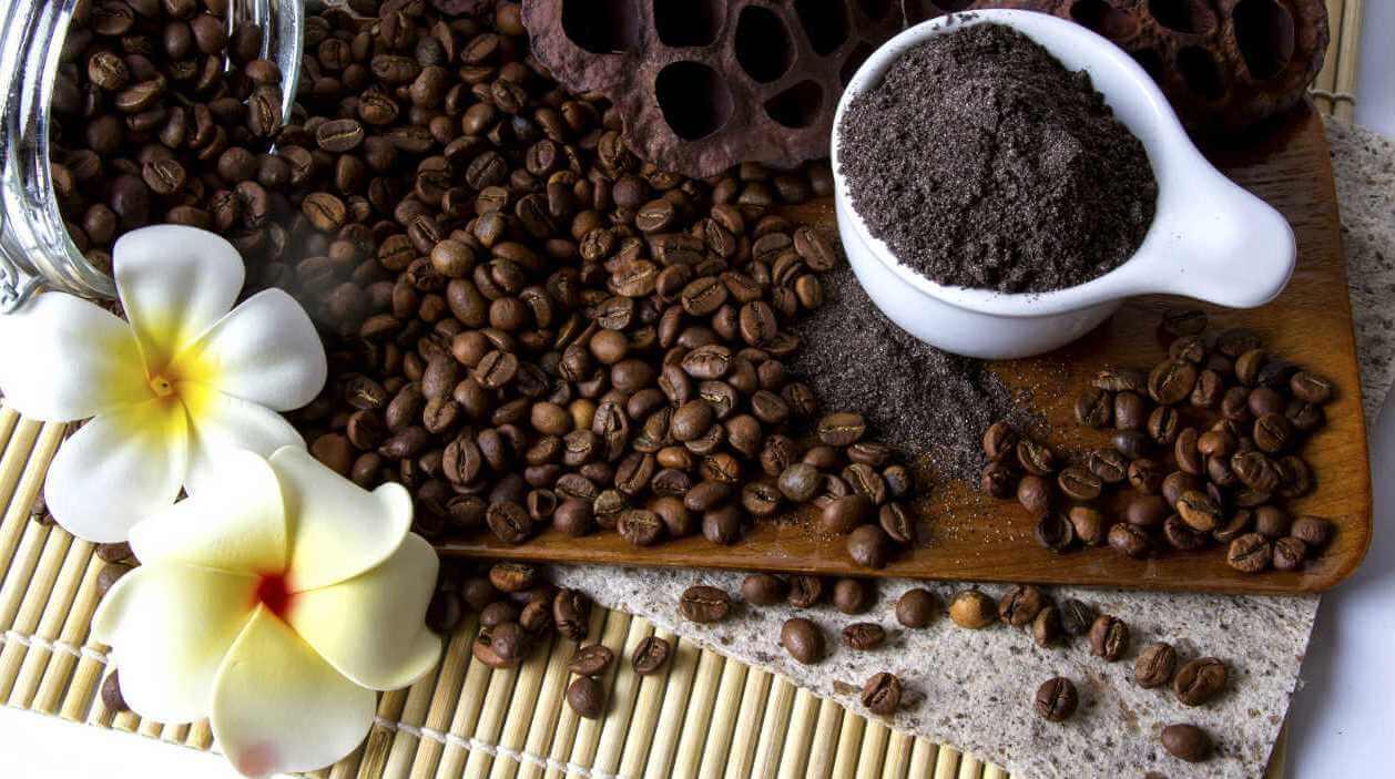 Káva a kozmetika